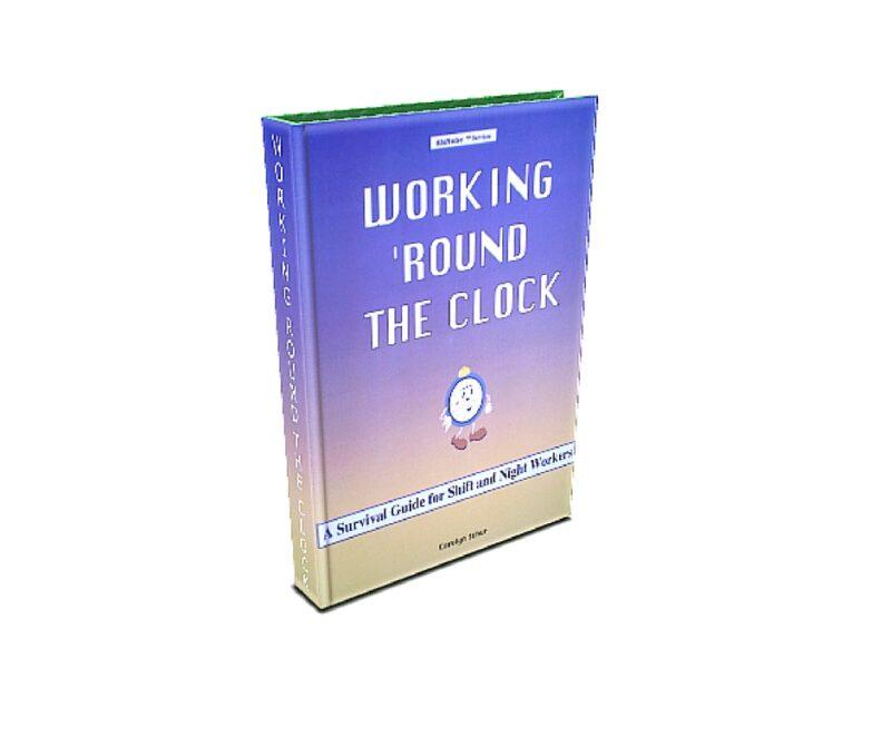 Work around the clock by Carolyn Schur